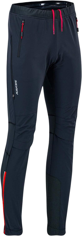 SILVINI Men's Soracte OFFicial shop Sales for sale Ski Touring Pants Reinforced with Patches