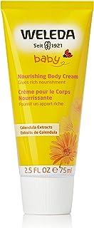 WELEDA Baby Calendula verzorgingscrème, natuurlijke cosmetica, lichaamsverzorging voor de verzorging en verzachting van ee...