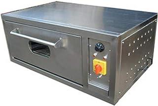 SRA Kitchen Model-po-401 Pizza Oven (Black_10 x 16 inches)