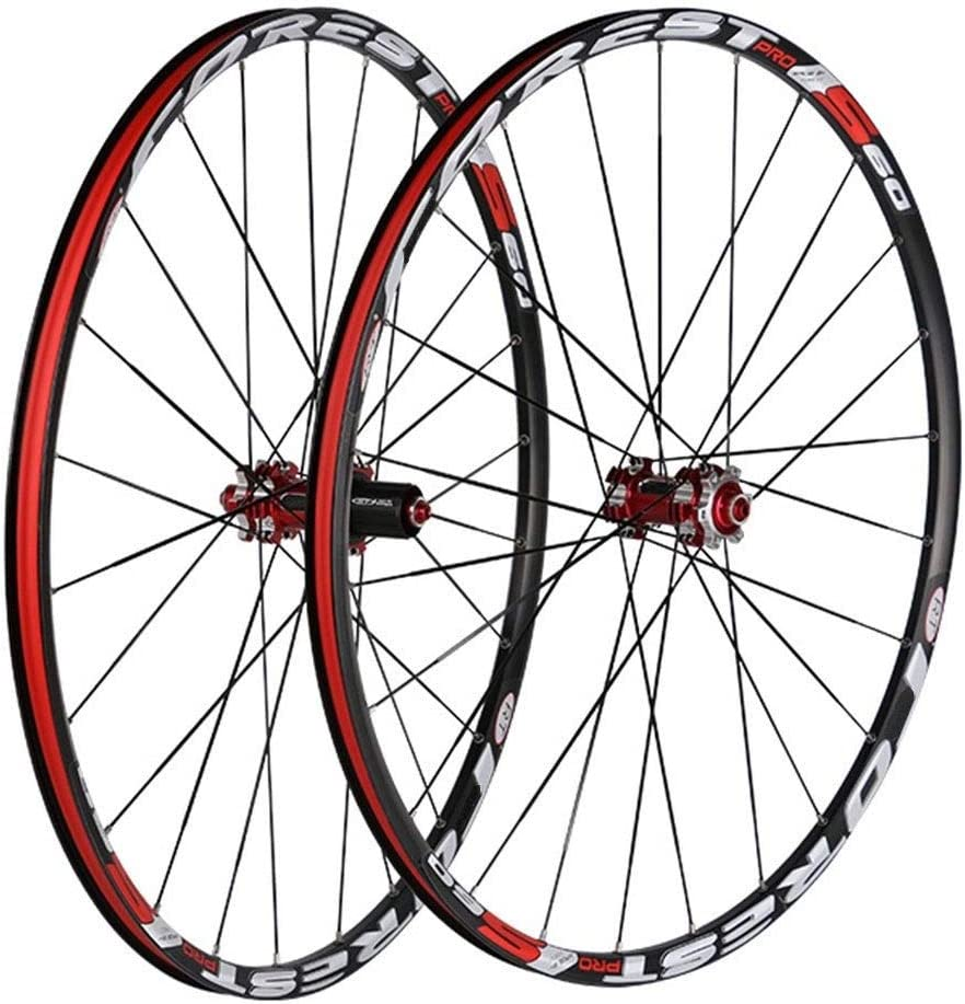 High order GXFWJD Bicycle Wheelset 26 27.5 Wheel Max 44% OFF Trekki Inch Bike Mountain