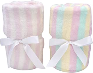 Cute New York 2 Pack Ultra Soft Baby Blankets,...