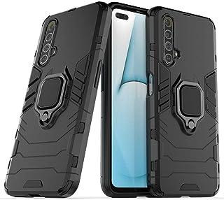Realme X3 SuperZoom Case, Realme X3 SuperZoom Stand Case, Realme X3 SuperZoom Ring Holder Case, Finger Loop Case with 360 ...