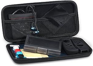 Kit 12 Em 1 Com Acessórios Diversos e Estojo De Transporte Para Nintendo Switch