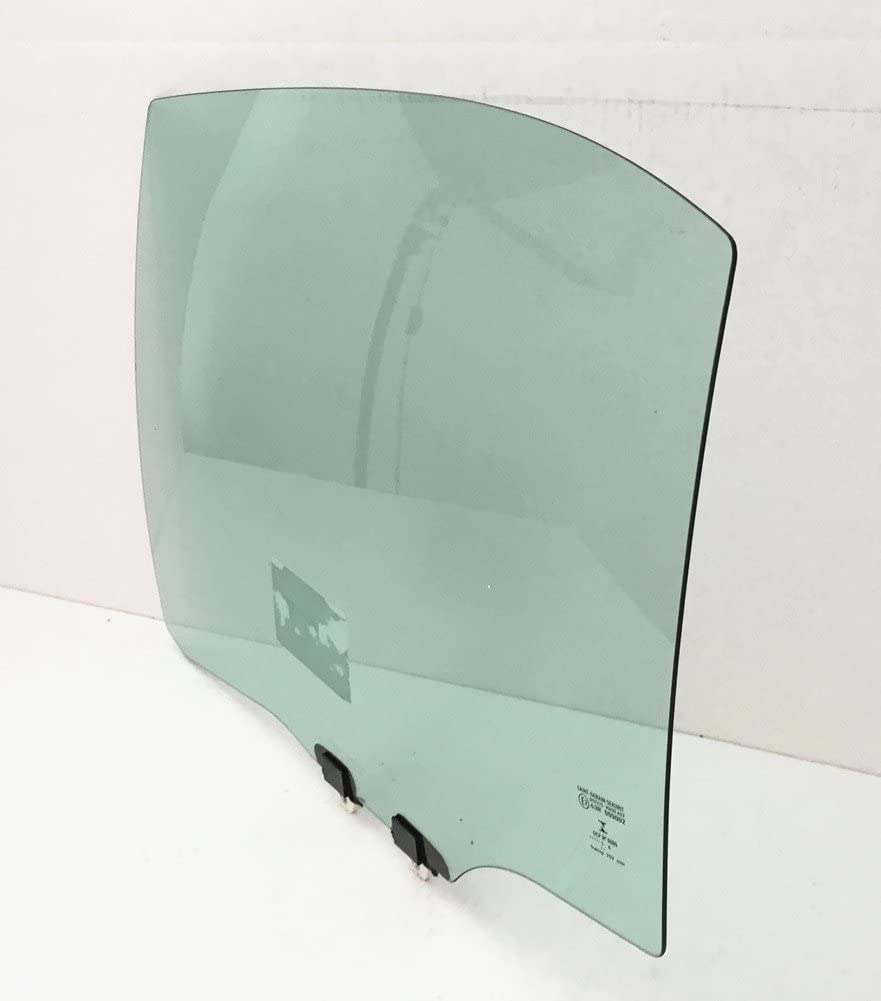 NAGD Driver Left Side Rear Window Glass Sliding SEAL limited product Online limited product Door Cargo