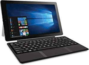 RCA Cambio 10 inches 2-in-1 Notebook Tablet with 32GB Storage, Intel Atom Z8350..