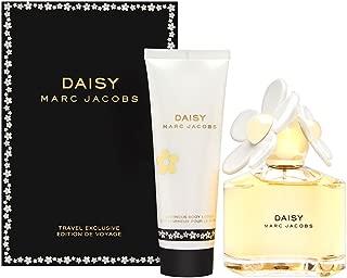 Marc Jacobs Daisy 2-Piece Fragrance Set (Eau de Toilette Spray, 3.4 Ounce and Luminous Body Lotion, 2.5 Ounce)