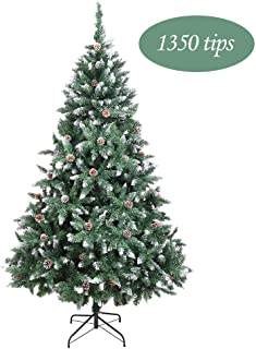 Best flocked 7 ft christmas tree Reviews