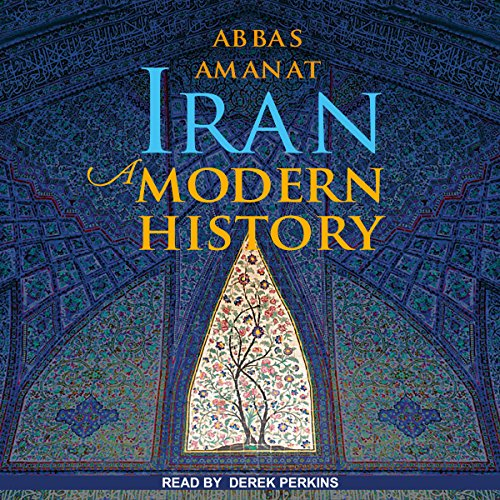 Iran     A Modern History              By:                                                                                                                                 Abbas Amanat                               Narrated by:                                                                                                                                 Derek Perkins                      Length: 41 hrs and 53 mins     7 ratings     Overall 4.4
