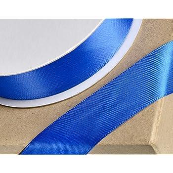 """72/"""",180cm Nylon Velvet Ribbon light blue 15mm 1//2/"""" x 2 yrds"""