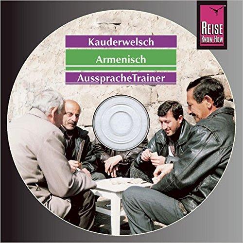 Reise Know-How Kauderwelsch AusspracheTrainer Armenisch (Audio-CD): Kauderwelsch-CD