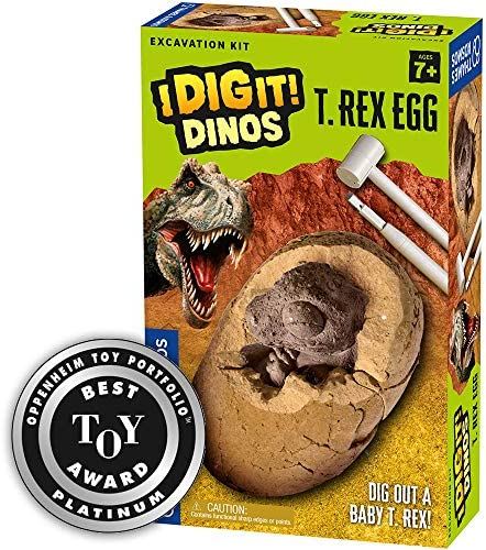 Thames Kosmos I Dig It Dinos T Rex Egg Excavation Science Experiment Kit Excavate A Giant Dinosaur product image