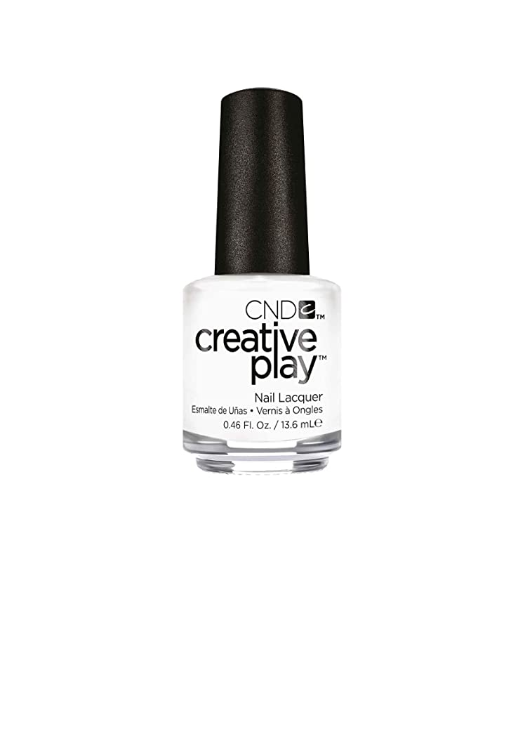ミケランジェロ感嘆掻くCND Creative Play Lacquer - I Blanked Out - 0.46oz / 13.6ml