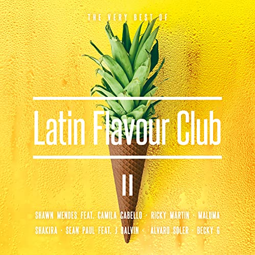 Latin Flavour Club - The Very Best Of II [Explicit]