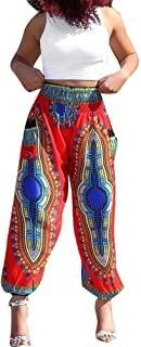 Best african print pants and tops Reviews