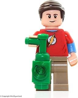 LEGO Ideas Big Bang Theory Minifigure - Sheldon Cooper with Green Lantern (21302)