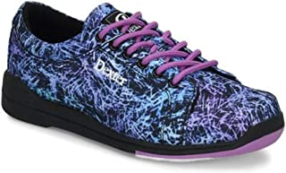 Dexter Ultra Black Abstract Ladies Size 8