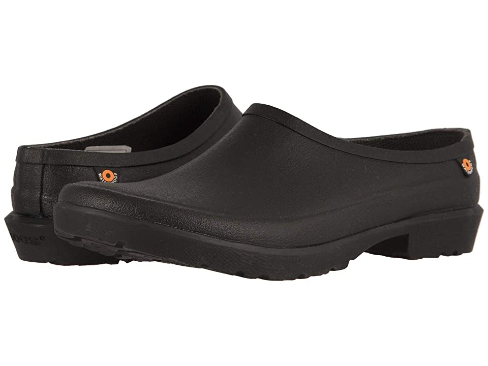 Bogs Flora Clog (Black) Women