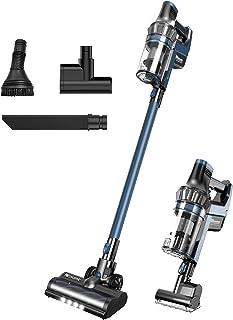 Proscenic P10 PRO Aspirador sin Cable, 400W/26kPa Potente Succión, Pantalla Táctil, Batería Extraíble 55 Minutos, Aspirado...