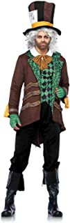 Men's 5 Piece Classic Mad Hatter Costume