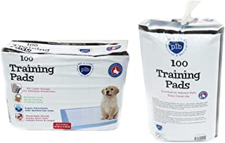 Creative Pet Group PIB800 Training Pads, 100-Pack