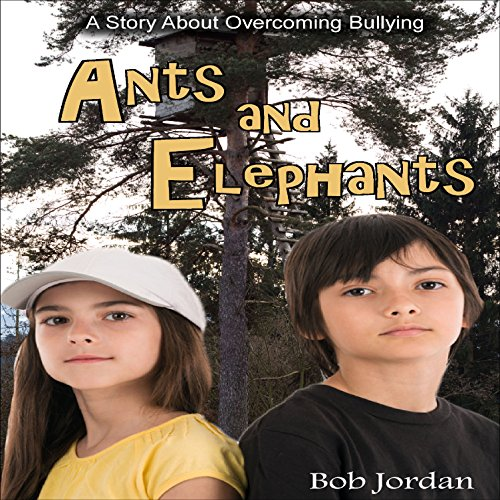 Ants and Elephants audiobook cover art