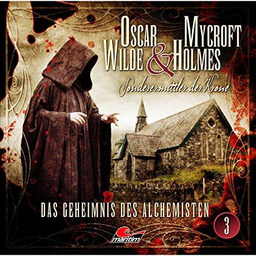 Das Geheimnis des Alchemisten cover art