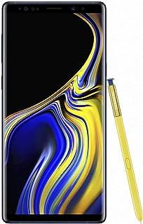 "Samsung Galaxy Note 9 SM-N9600 Dual SIM (128GB/6GB, Ocean Blue) 6.4"" QHD+ sAMOLED Factory Unlocked GSM (No CDMA) - Interna..."