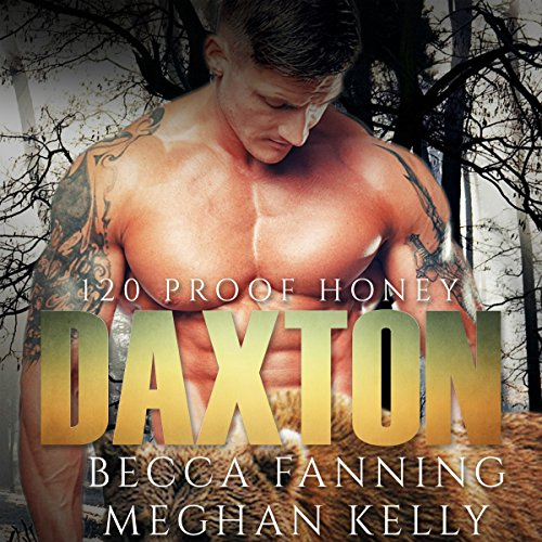 Daxton audiobook cover art