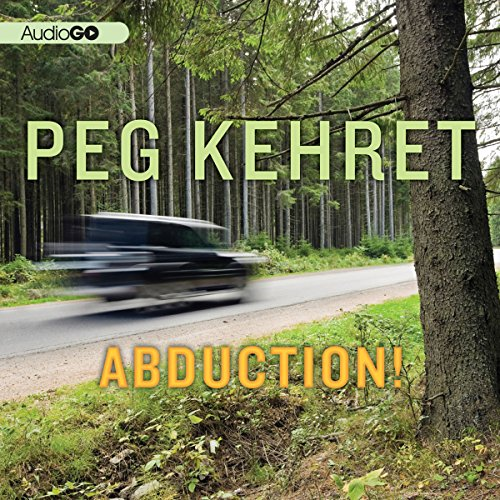 Abduction! copertina