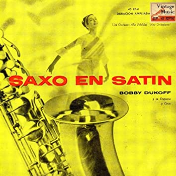 Vintage Dance Orchestras No.136 - EP: Sax In Satin