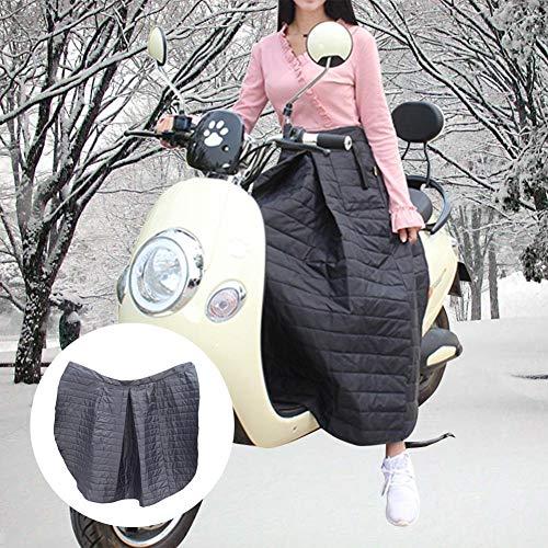 Scooters de Montar de Invierno Cubierta de Pierna Manta de la Pata Calentador Durable Impermeable A Prueba de Viento Moto A Prueba de Viento Scooter Acolchado de Invierno Cubierta de la Pierna