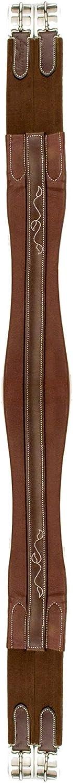 Silverleaf Fancy Chafeless Max High order 40% OFF Girth Size:44 Oak - Color:Golden