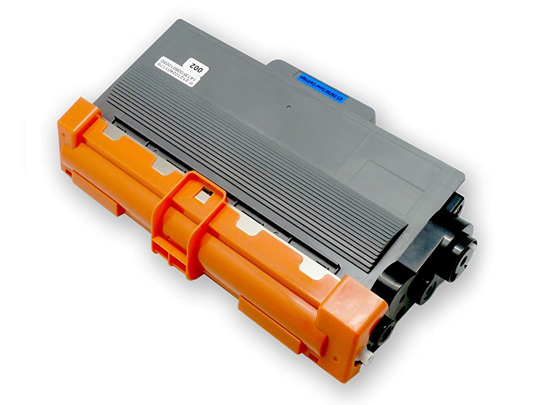 Monoprice Remanufactured Toner Cartridge Replacement for Brother TN750 (Black)