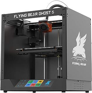 Stampante 3D Con touchscreen da 3,5 pollici Connessione WiFi Macchina domestica fai-da-te Volume di stampa 255x210x200mm Funziona con TPU/PLA/ABS FLYING BEAR Ghost5