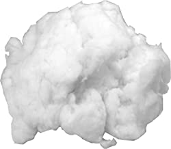 Sale! Premium Polyester Fiber Fill for Re-Stuffing Pillows, Stuff Toys, Quilts, Paddings, Pouf , Fiberfill, Stuffing, Fill...