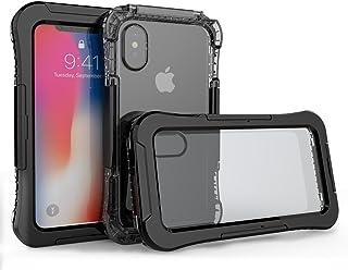 c6a2733d38f Funda Impermeable Para iPhone X, Electro-Weideworld PC + Silicona Carcasa  Anti-agua