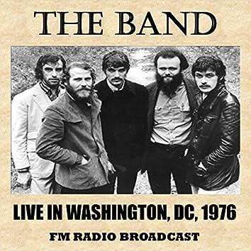 Live in Washington DC. 1976 (FM Radio Broadcast)