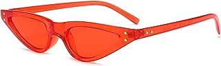 FEISEDY Retro Cat Eye Sunglasses Small Shade Women Eyewear B2290