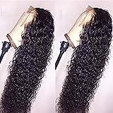10A Brazilian Full Lace Human Hair Wigs Wet Wavy Beyonce 150density Full Lace Wig Gluess Virgin Human Hair For Black Women 16Inch ¡