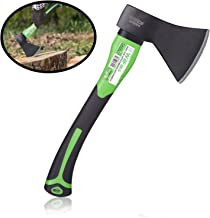 "WilFiks Chopping Axe, 15"" Camping Outdoor Hatchet for Wood Splitting and Kindling,.."