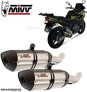 MIVV Y.014.L7 - Exhaust For Yamaha TDM 900 Suono