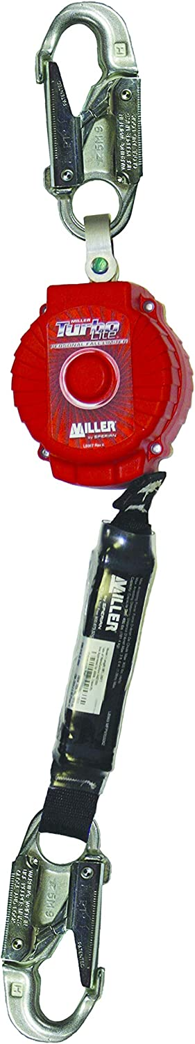 Miller by Honeywell TurboLite 6-Foot Fall High order Limiter Personal Shipping included with