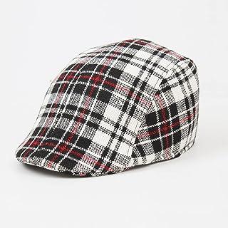 JJSPP Lattice series Design England Style Children Fashion Cap Summer Berets Baby Hat Boy Caps
