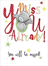 Miss You Already - Small - Carte Blanche Tatty Teddy Me to You - Greeting Card