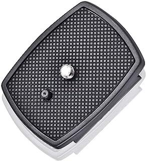 Universal Quick Release QR Plate Tripod Head for Velbon CX-444 CX-888 CX-460 CX-460mini CX-470 CX-570 CX-690 DF-50/ SONY V...