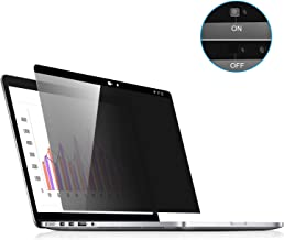 MacBook Air 13 Privacy Screen Compatible MacBook Pro 13.3 inch(Late 2016-2019)/MacBook Air 13.3'' (2018 Release/Model: A1932)-Anti Glare[Easy On] -Webcam Cover Slider