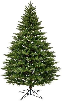 "Vickerman Douglas Fir Artificial Christmas-Trees, 7.5' x 59"", Green"