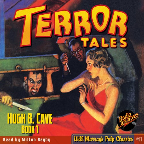 Terror Tales, Book 1 audiobook cover art
