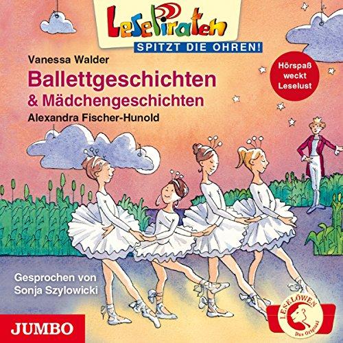 Ballettgeschichten & Mädchengeschichten Titelbild