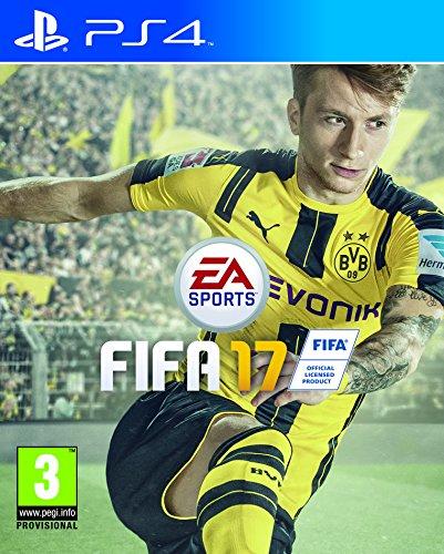 Fifa 17 /PS4 UK (Multilingue ITA)